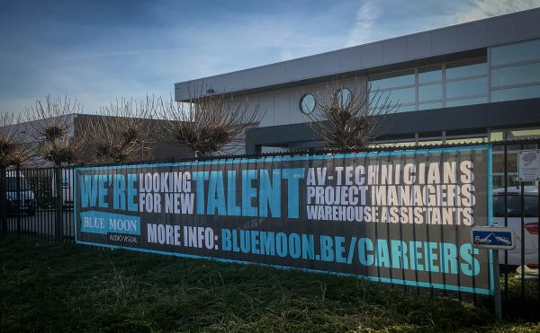 Blue Moon Vacature